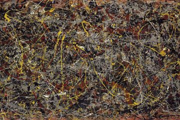 Jason Pollock, Number 5 (5 Numara), 1948
