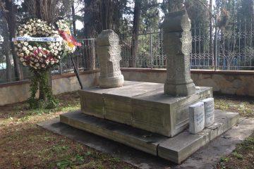Osman Hamdi Bey'in mezarı