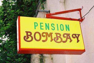 Hüseyin Bahri Alptekin, Pension Bombay, Rampa İstanbul
