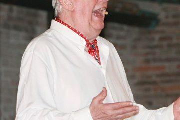 Dario Fo, (Daniele Medri - Cesena, Commons, Wikimedia)